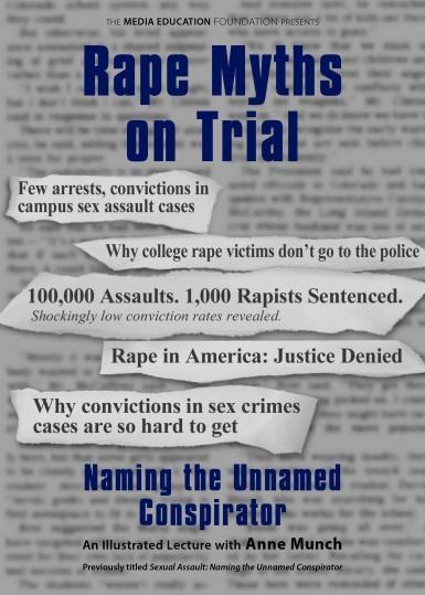 Rape Myths on Trial Cover