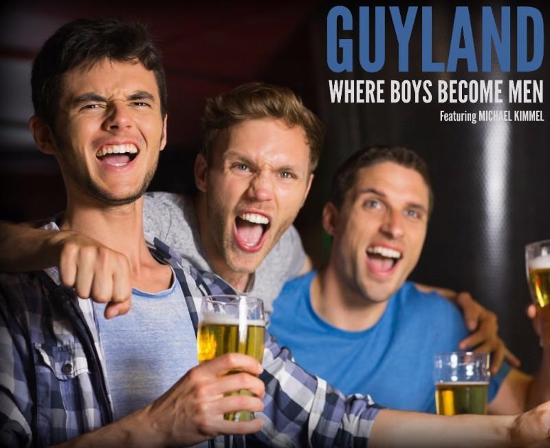 Guyland: Where Boys Become Men