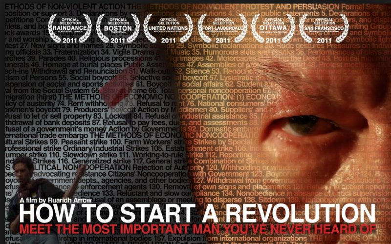 How to Start a Revolution documentary
