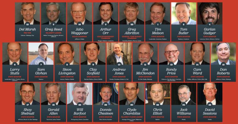Alabama Senators